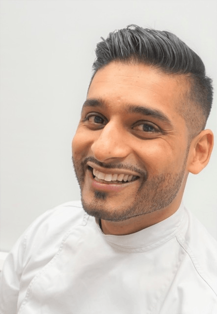 Dr Jai Mistry, dentist at Etwall Dental Practice