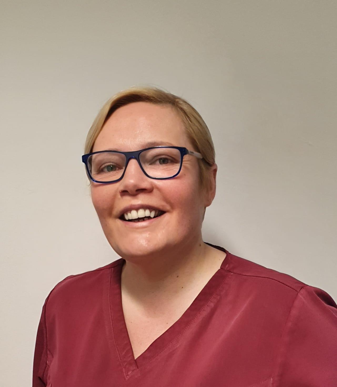 Charlotte Lange, Dental Hygienist at Etwall Dental Practice